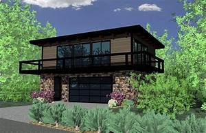 Modern House Plan  149