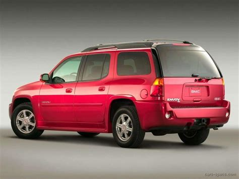 2005 Gmc Suv by 2005 Gmc Envoy Xuv Suv Specifications Pictures Prices