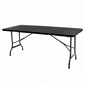 Grande Table Pliante : d s ikayaa grande table pliante de pique nique ~ Teatrodelosmanantiales.com Idées de Décoration