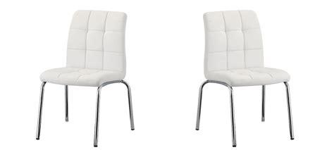 canapes cuir soldes chaise de cuisine blanche en simili cuir à prix cassé