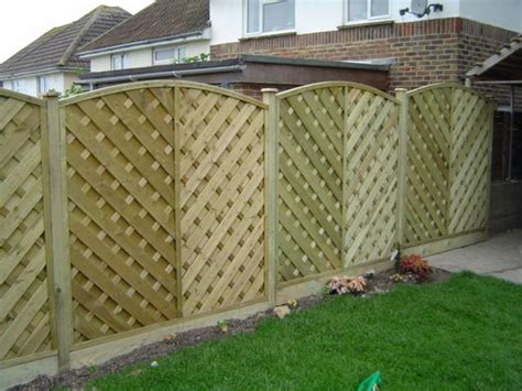 Decorative Garden Fence Panels by Fencing 187 Arbworx