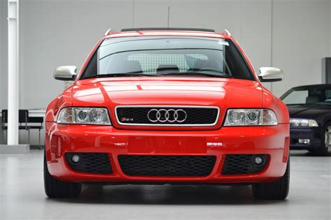 2001 Audi Rs4 Avant With 188 Km On The Clock Selling For €