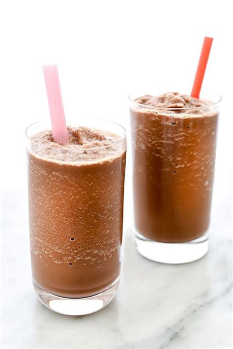 Add any additional ingredients you like in your coffee (simple syrup is a great way to sweeten up iced coffee), and stir. How to Make a Blended Iced Mocha | foodiecrush.com ...