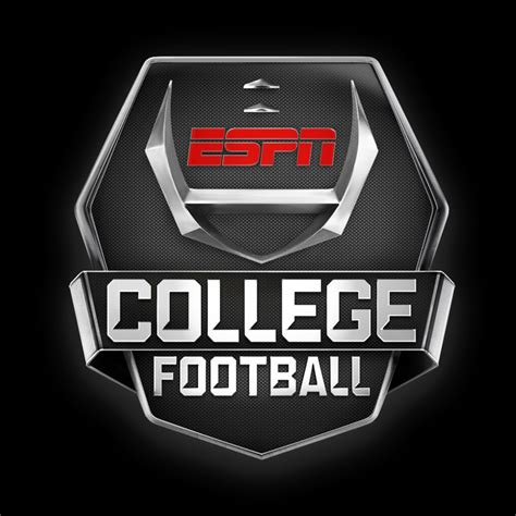 new logo & on-air package for ESPN College Football ...