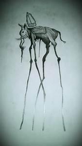 dali elephant #2 by afictiontale on DeviantArt