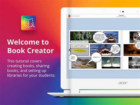 Creator For by Book Creator For Chrome Goes Live Book Creator App