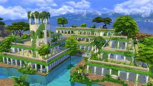 Mod The Sims - Hanging Gardens of Babylon ver.II (No CC)