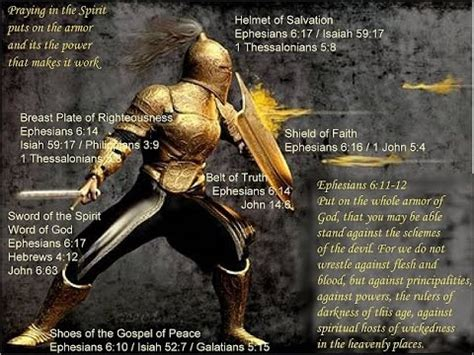 Stand Firm On The Word Of God by Full Armor Of God Bible Study Quot Using Scripture To