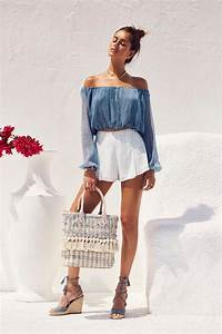 3. Best summer Outfit Ideas with Mini Dress : NationTrendz.Com