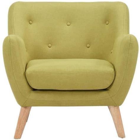 scandi fauteuil scandinave en tissu vert achat vente