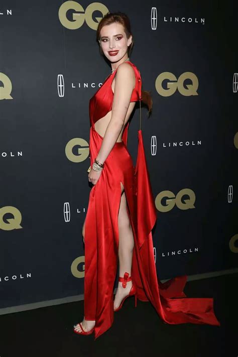Bella Thorne At Gq Mexico Men Of The Year Awards 2017 In
