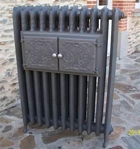 Comment Démonter Un Radiateur En Fonte : radiateur fonte fleuri radiateur en fonte ancien decor ~ Premium-room.com Idées de Décoration