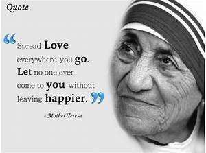 Mother Teresa Quote Presentation Slide 0214