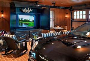 Why every man needs a man cave freshomecom for Man cave garage