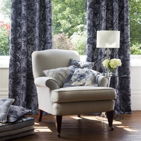 fauteuil rideaux d 233 coration classique chic salon