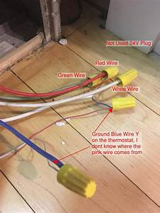 How Do I Hook Up A New 5 Wire Cable To An Existing 4 Wire