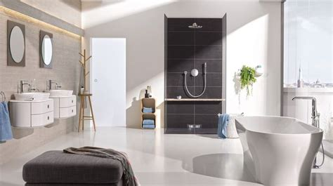 radio de salle de bain design salle de bain design am 233 nagement et 233 quipements sanitaires c 244 t 233 maison