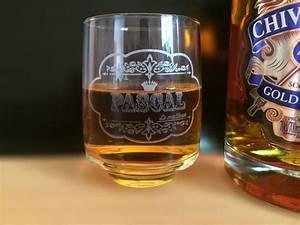 Verre A Whisky : verre whisky personnalis gravure sur verre pour occasions sp ciales ~ Teatrodelosmanantiales.com Idées de Décoration