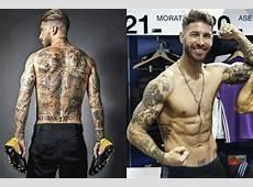 As top 10 tatuagens de jogadores da Copa El Hombre