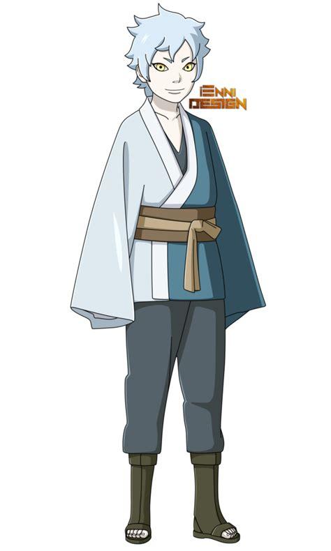 Mitsuki Naruto Next Generations Boruto