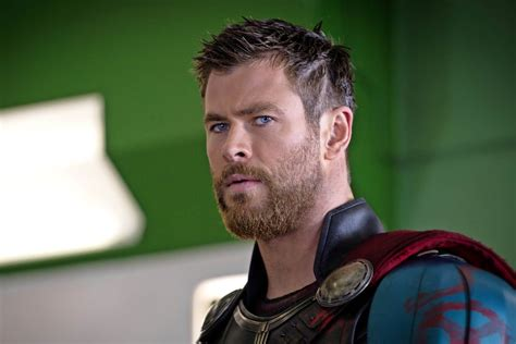 Chris Hemsworth Thor Contract But Already