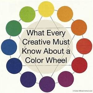 2 Vital Facts About A Basic Color Wheel Every Creative