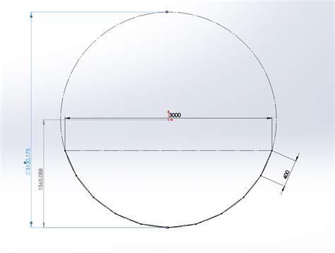 segmentbogen berechnen formel segmentbogen beispiel