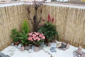 brise vue balcon plantes et paravents en bambou plus With garten planen mit balkon paravent sichtschutz