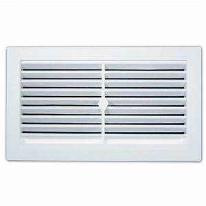 Haron 245 X 145mm Snap In Wall Vent