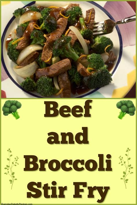 This vegetable stir fry is easy to make and so delicious. Beef and Broccoli Stir Fry   Recipe   Dinner, Five course ...