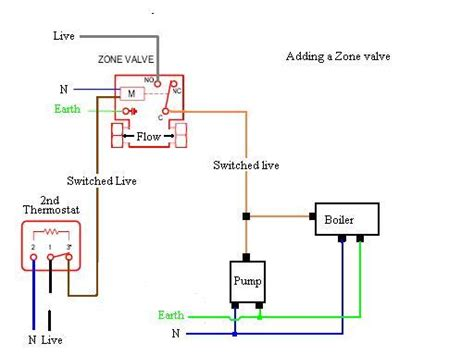 wiring zone valve help electrical diy chatroom home improvement forum
