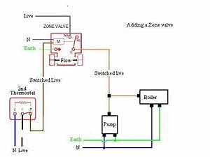 Wiring Zone Valve Help - Electrical