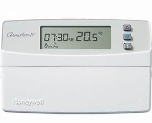 Honeywell Thermostat Chronotherm 3 Wiring Diagram Old