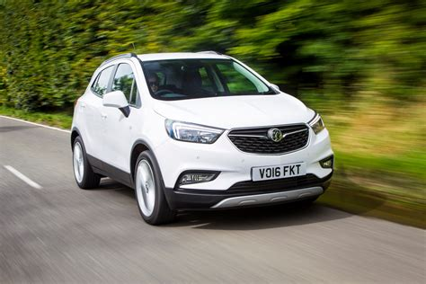 vauxhall mokka facelifted vauxhall mokka x starts from 17 590 gets