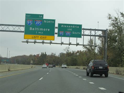 Photos District Of Columbia  Interstate 295 Southbound
