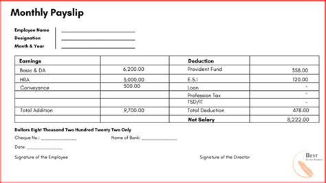 Use payroll stub templates to. Free Sample Payslip Template - Pdf, Word, Excel, Google Docs