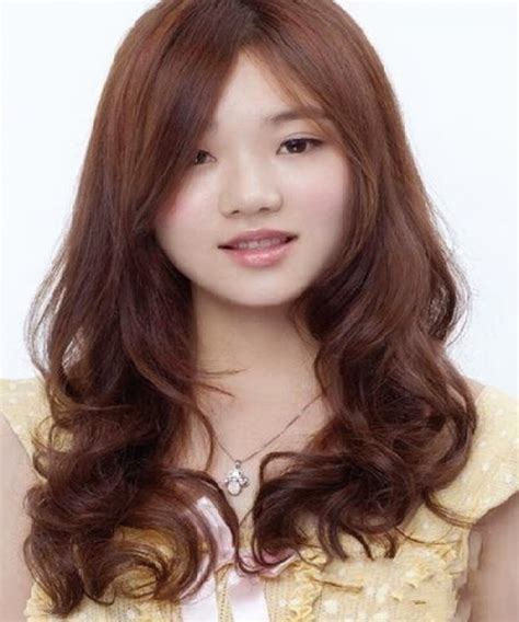 new style hair 2014 layered hair style for asian 2014 wfwomen 7553