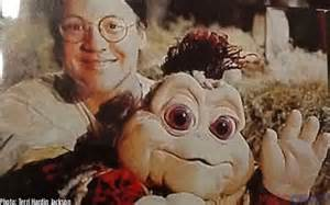 Baby Sinclair Dinosaurs TV Show