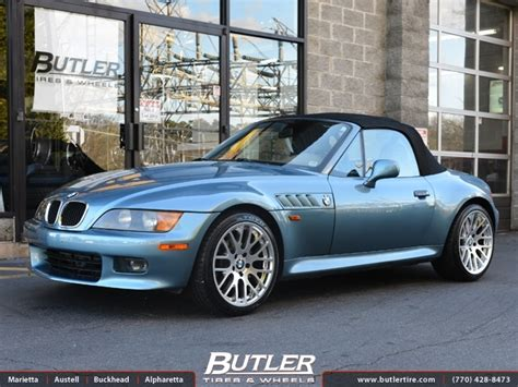 Bmw Z3 With 18in Beyern Spartan Wheels Exclusively From