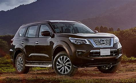 Review Nissan Terra by Nissan Terra 2 3 Vl 4wd 2018 Review Bangkok Post Auto