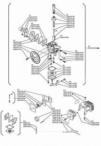 Shindaiwa F18 Parts Diagram For Carburetor