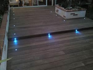 Lumiere De Terrasse : carrelage terrasse design id e originale pour votre maison ~ Edinachiropracticcenter.com Idées de Décoration