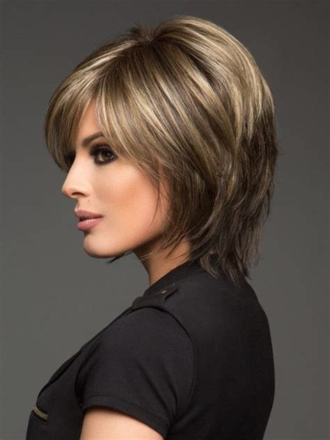 If you're looking for a new short hairstyle or would like to cut your long hair, have a look at these classy short hairstyles that will offer you inspiration in finding your perfect short hairdo. Best Short Layered Hairstyles (Trending in June 2020)