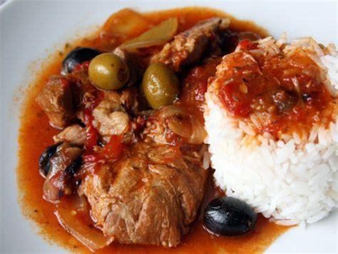 recette pate de cagne traditionnel saute de veau aux olives plat traditionnel corse servez ce d 233 licieux plat typique