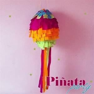 Comment Fabriquer Une Pinata : diy faire une pi ata party jasmine and co diy et ~ Dode.kayakingforconservation.com Idées de Décoration