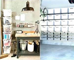 Amenagement Garage Atelier : amenagement atelier bricolage id e am atelier comment ~ Melissatoandfro.com Idées de Décoration