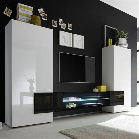 17 meilleures id 233 es 224 propos de meuble tv noir laqu 233 sur