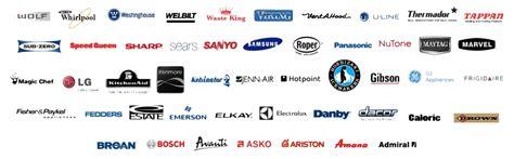 brands  repair los angeles applaince repair