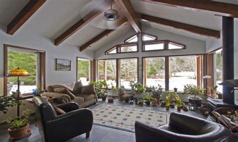 sunroom conversion converting garage  master suite