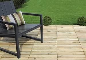 Dalle Bois Terrasse 100x100 : bien choisir une dalle bois pas ch re conseils et comparateur de prix ~ Melissatoandfro.com Idées de Décoration